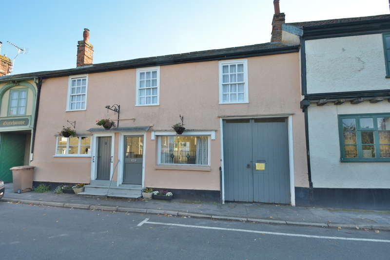 3 Bedrooms Detached House for sale in Church Street, Eye