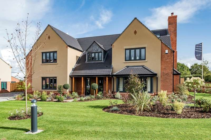 5 Bedrooms Detached House for sale in Plot 1, Harvington House, Milbank, Welford On Avon
