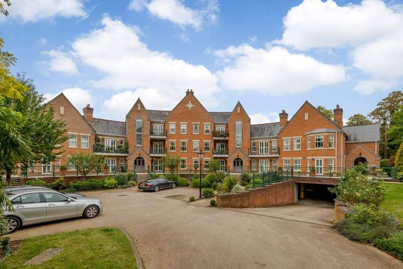 2 Bedrooms Apartment Flat for sale in Palmerstone Court, Virginia Water, GU25