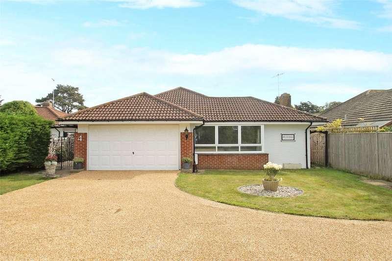 3 Bedrooms Detached Bungalow for sale in The Roystons, East Preston, Littlehampton, BN16