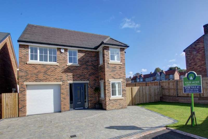 4 Bedrooms Detached House for sale in Wetherby Close, Houghton Le Spring, DH4