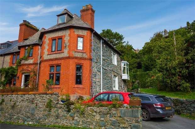 9 Bedrooms Semi Detached House for sale in Llanaber Road, Barmouth, Gwynedd