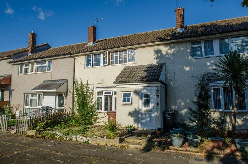 3 Bedrooms House for sale in Siddons Road, Stevenage, Hertfordshire, SG2