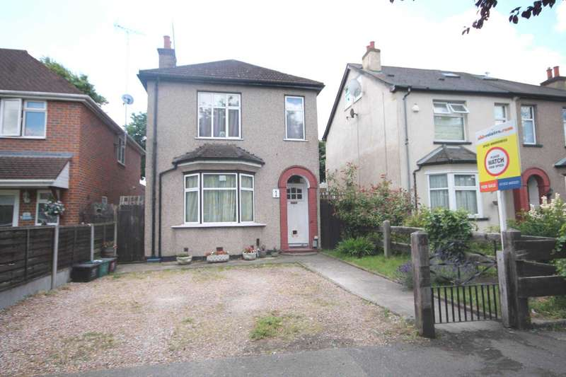 3 Bedrooms Detached House for sale in Park Crescent, Erith, DA8 3DF