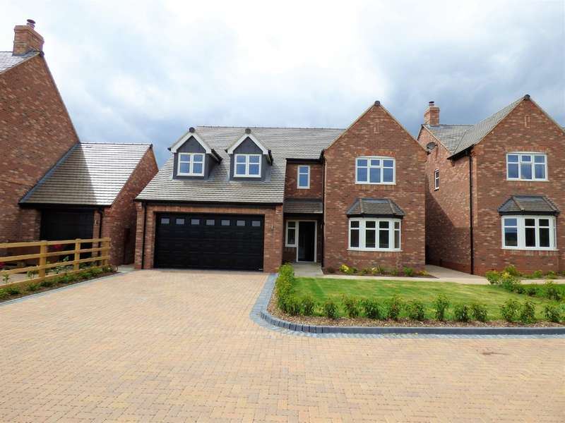 5 Bedrooms Detached House for sale in 15 Edgehill View, Gaydon