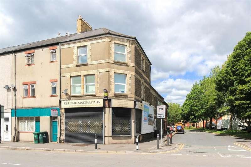 2 Bedrooms Flat for sale in Alexandra Road, Newport NP20