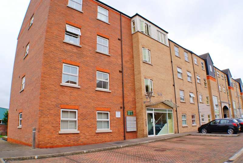 1 Bedroom Apartment Flat for sale in Riverside Drive, Lincoln LN5