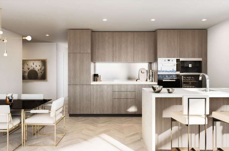 2 Bedrooms Apartment Flat for sale in EC2A 2FA