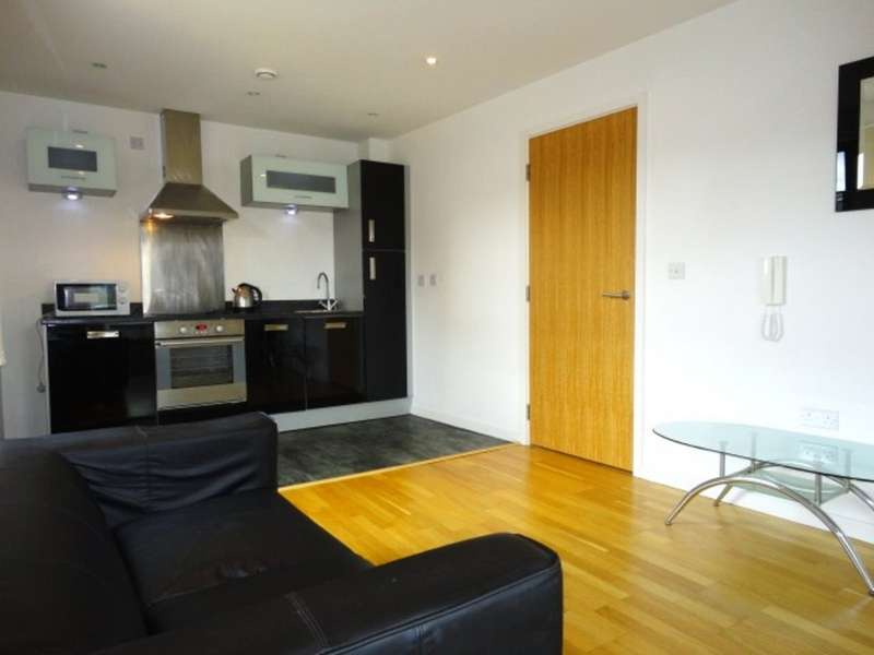 2 Bedrooms Apartment Flat for sale in The Gateway South LS9