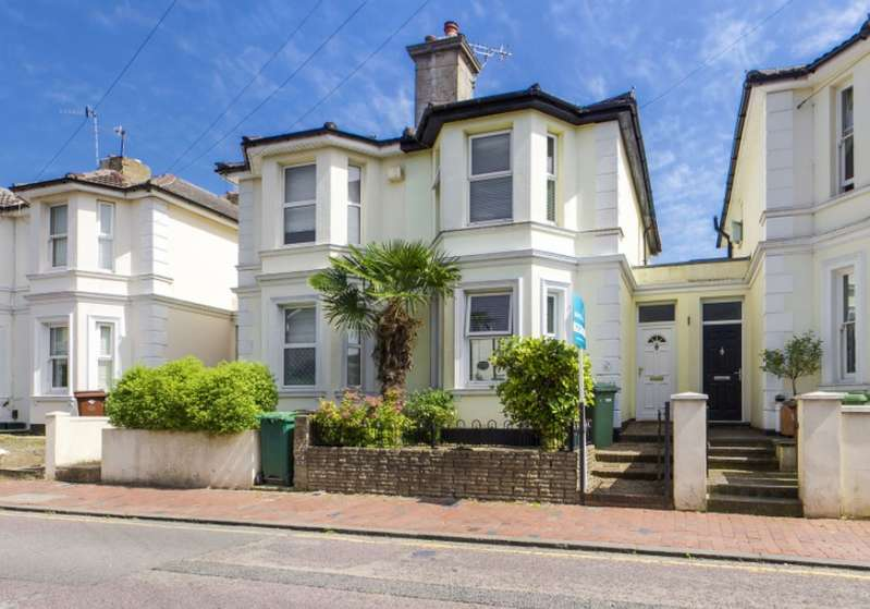 2 Bedrooms Semi Detached House for sale in Albion Road TN1