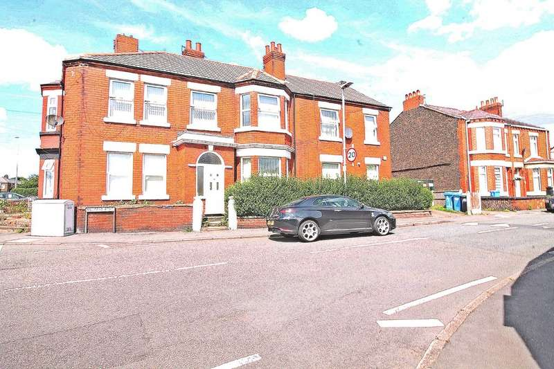 2 Bedrooms Apartment Flat for sale in 2 x 2 Bedroom apartments Millfield Road, Widnes WA8