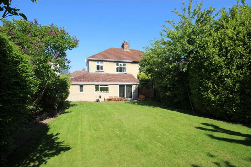 3 Bedrooms Property for sale in Branscombe Road, Stoke Bishop, Bristol BS9