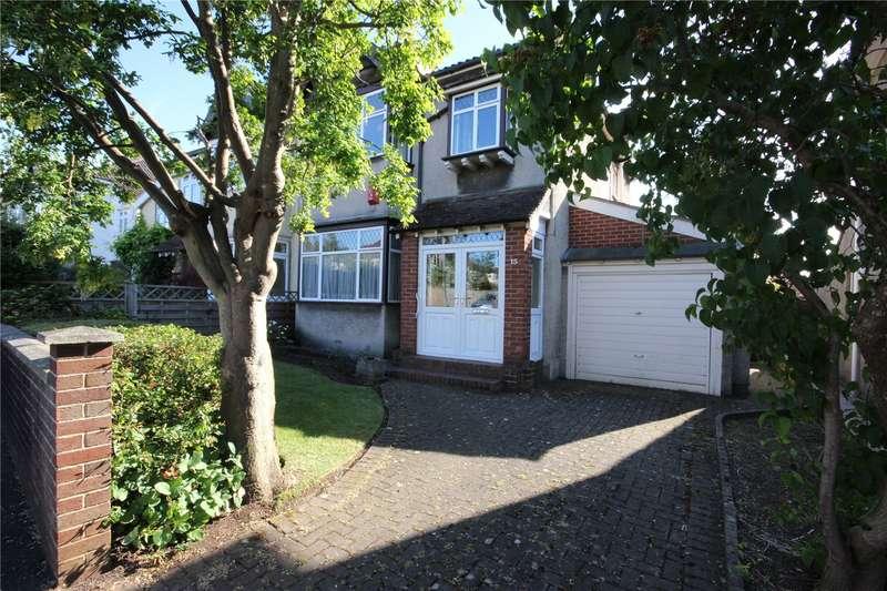 3 Bedrooms Property for sale in Coombe Lane, Stoke Bishop, Bristol BS9