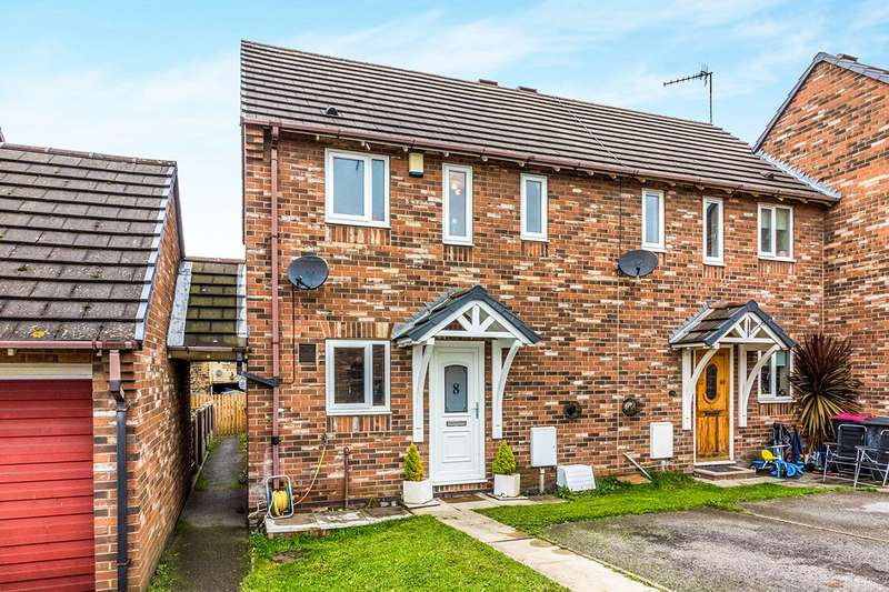 2 Bedrooms House for sale in Parkfield Court, Parkgate, Rotherham, South Yorkshire, S62