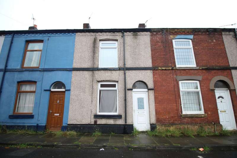 2 Bedrooms House for sale in Robert Street, Radcliffe, Manchester, M26