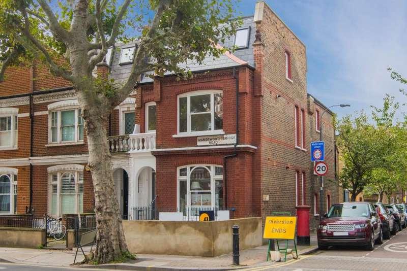 2 Bedrooms Apartment Flat for sale in Wandsworth Bridge Road