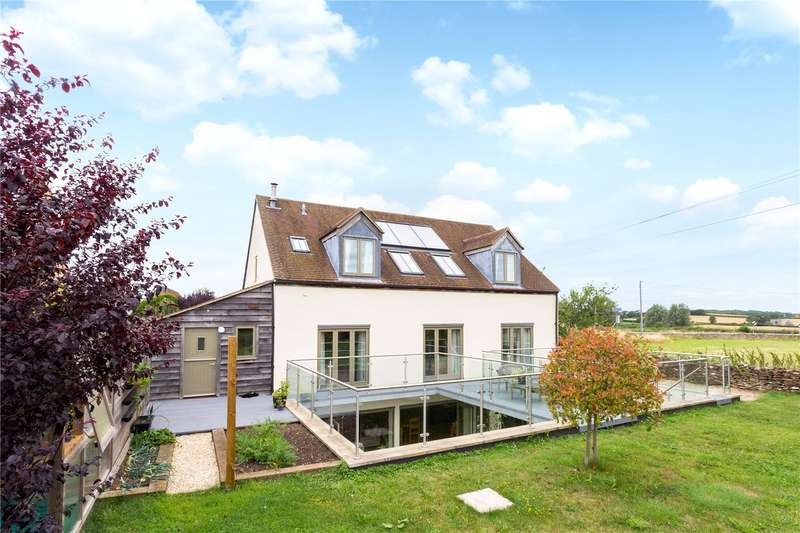 5 Bedrooms Detached House for sale in Lower Farm, Faulkland, Somerset, BA3