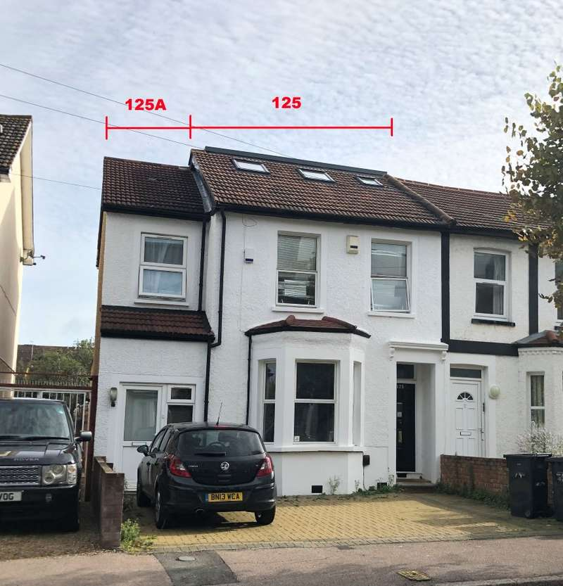5 Bedrooms Semi Detached House for sale in Birchanger Road, South Norwood, London, SE25 5BH