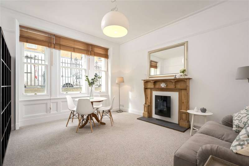 2 Bedrooms Apartment Flat for sale in Ridgmount Gardens, Bloomsbury, London, WC1E