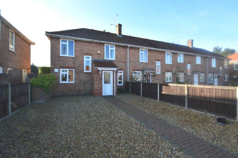 5 Bedrooms Semi Detached House for sale in Clarkson Road, Norwich