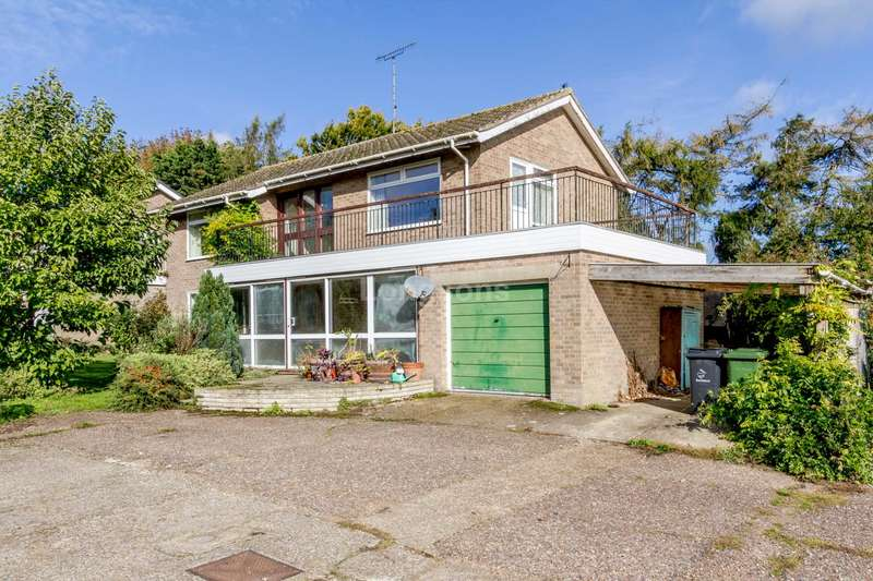 4 Bedrooms Detached House for sale in Breckland Green, Swaffham