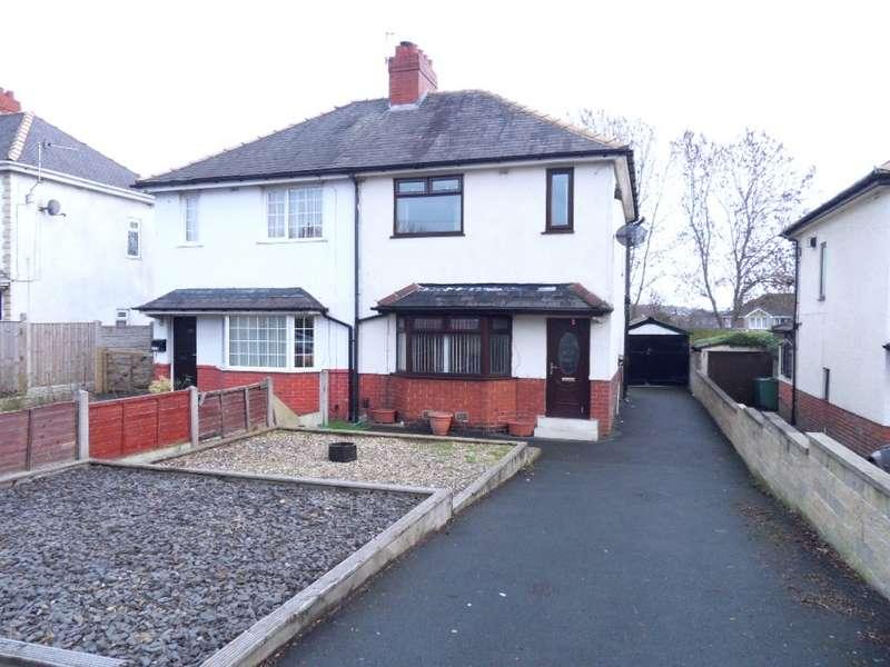 3 Bedrooms Semi Detached House for sale in Leeds Road, Heckmondwike, West Yorkshire