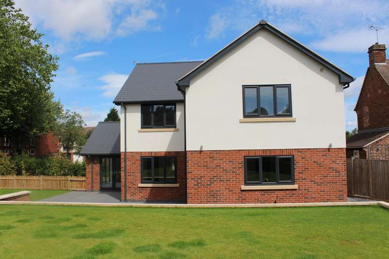 4 Bedrooms Detached House for sale in Dale Lane, Blidworth