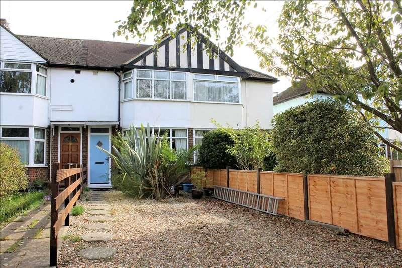 2 Bedrooms Terraced House for sale in Wolverton Road, Haversham, Milton Keynes