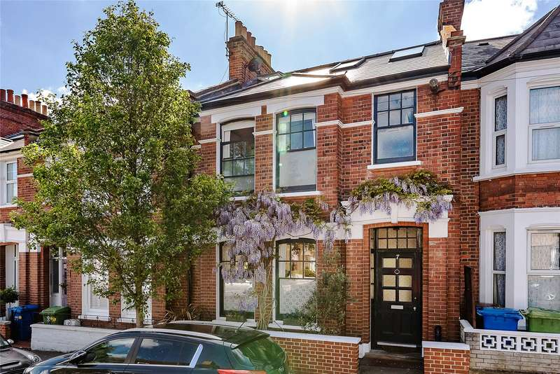 3 Bedrooms Terraced House for sale in Ryedale, London, SE22