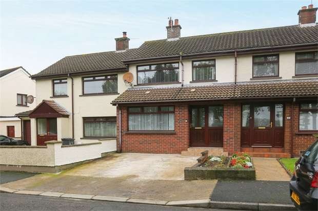 2 Bedrooms Terraced House for sale in Loran Road, Larne, County Antrim