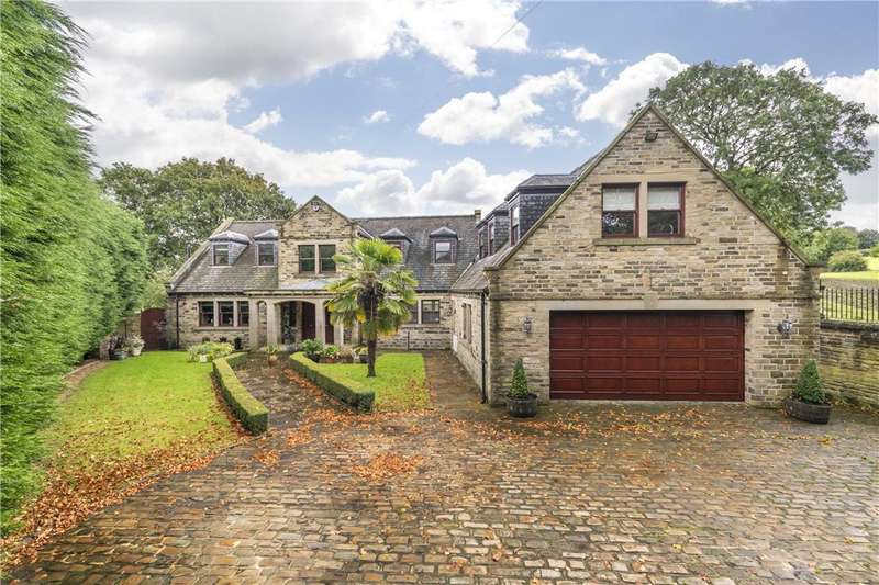 4 Bedrooms Detached House for sale in Shell Lane, Calverley, Pudsey, West Yorkshire