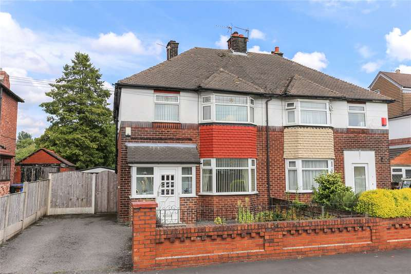 3 Bedrooms Semi Detached House for sale in Gower Road, Heaton Chapel, Stockport, SK4