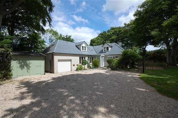5 Bedrooms Detached House for sale in Arradoul, Buckie