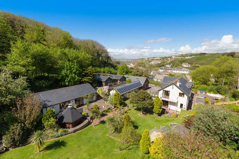 4 Bedrooms Detached House for sale in Inner Hope Cove