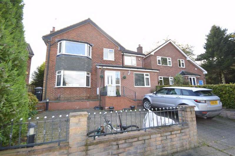 4 Bedrooms Detached House for sale in Newlands Road, Macclesfield