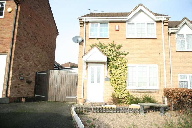 3 Bedrooms Semi Detached House for sale in Stadium Rise, Leicester