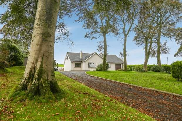6 Bedrooms Detached Bungalow for sale in Ballyvallagh Road, Larne, County Antrim