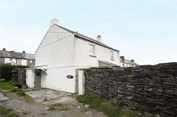 3 Bedrooms Link Detached House for sale in Pengelly, Delabole, Cornwall