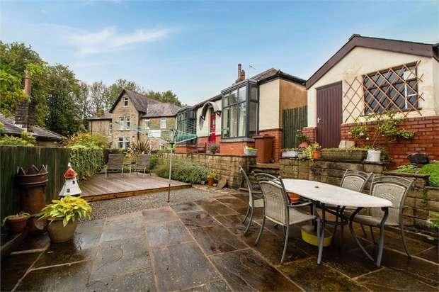 3 Bedrooms Detached Bungalow for sale in Woodlea Road, Rossendale, Lancashire