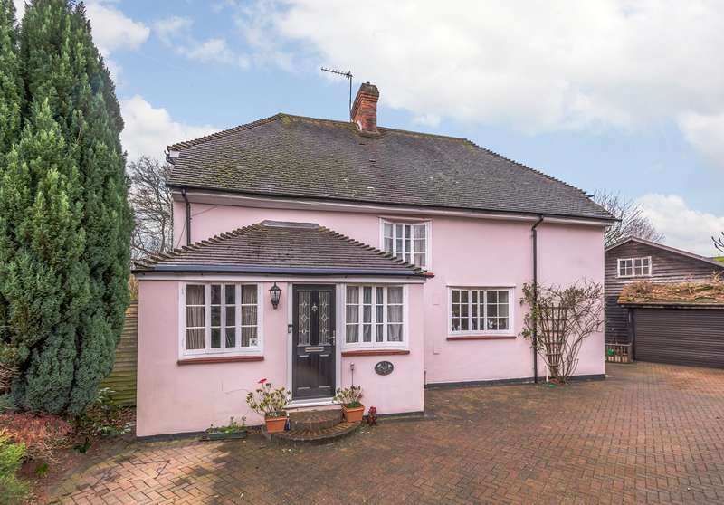 4 Bedrooms Detached House for sale in Raeside Close, Seer Green, Beaconsfield, HP9