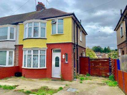 3 Bedrooms End Of Terrace House for sale in Milton Road, Luton, Bedfordshire, England