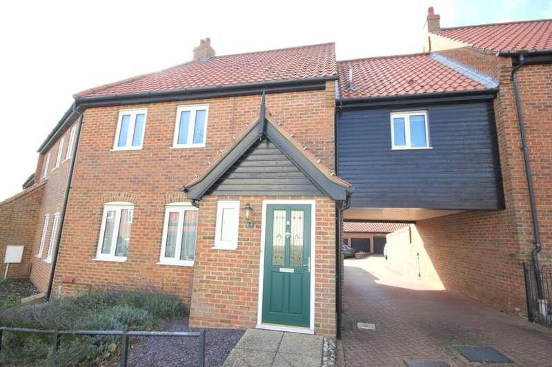 3 Bedrooms Property for sale in Eddington Way, Easton, Norwich, NR9