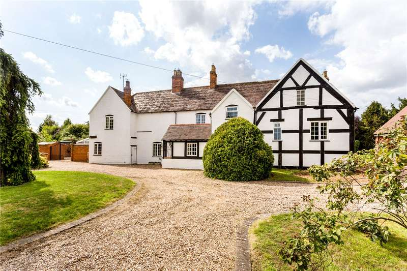 5 Bedrooms Detached House for sale in Main Street, Sedgeberrow, Evesham, Worcestershire, WR11