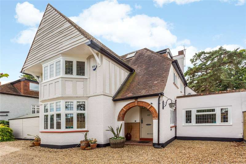 5 Bedrooms Detached House for sale in High Street, Hampton, TW12