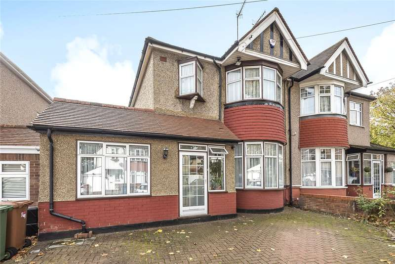 3 Bedrooms Semi Detached House for sale in Church Drive, Harrow, Middlesex, HA2
