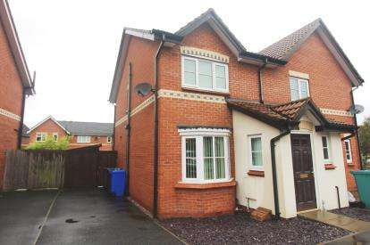 3 Bedrooms Semi Detached House for sale in Beaford Road, Wythenshawe, Manchester, Greater Manchester