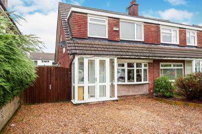 3 Bedrooms Semi Detached House for sale in Milton Close, Dukinfield, Tameside, United Kingdom