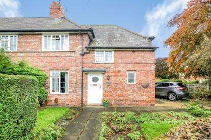 3 Bedrooms End Of Terrace House for sale in Highfield Estate, Wilmslow, Cheshire, .