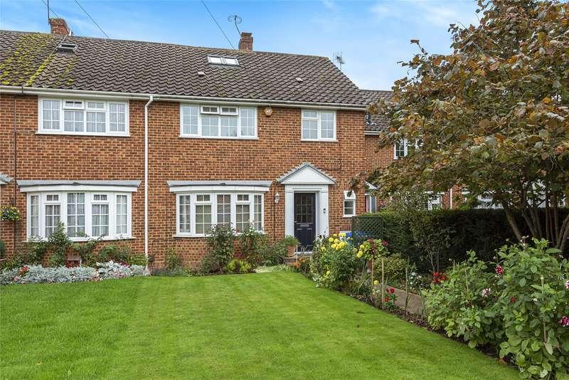 4 Bedrooms Terraced House for sale in Blackamoor Lane, Maidenhead, Berkshire, SL6