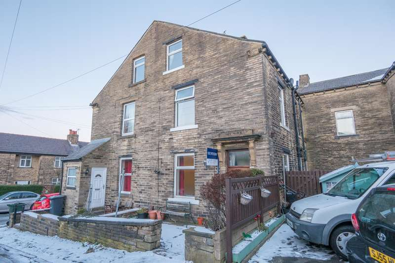 2 Bedrooms End Of Terrace House for sale in Beech Square, Clayton, Bradford, BD14 6BX